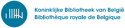 Koninklijke Bibliotheek van België - logo