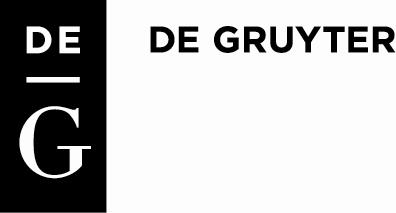 Logo De Gruyter